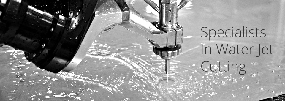 water jet cutting in london